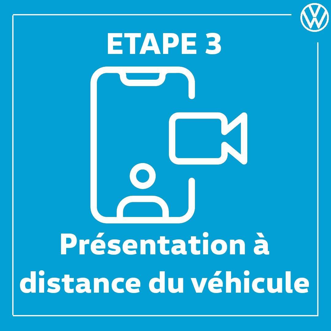 étape 3 VW